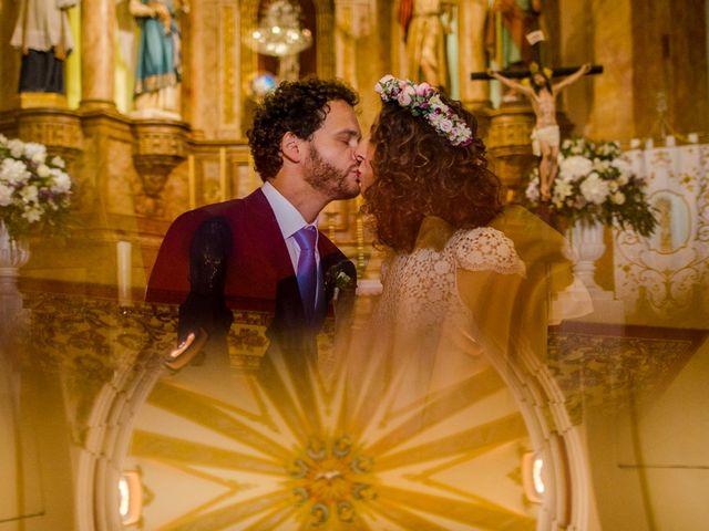 La boda de Cristian y Gemma en La Fatarella, Tarragona 55