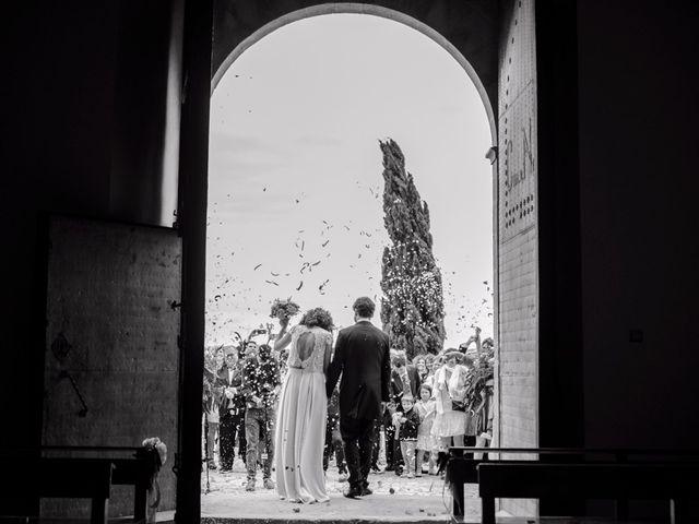 La boda de Cristian y Gemma en La Fatarella, Tarragona 56