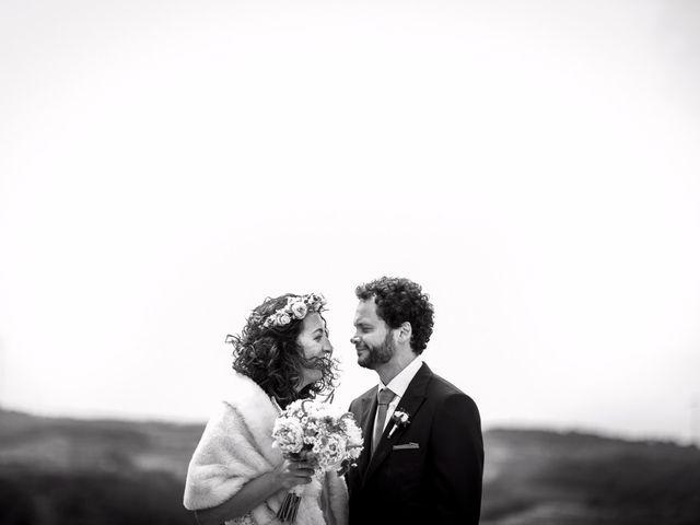 La boda de Cristian y Gemma en La Fatarella, Tarragona 57