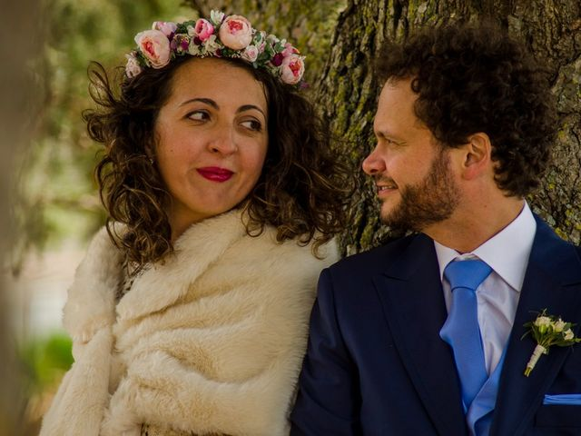 La boda de Cristian y Gemma en La Fatarella, Tarragona 59