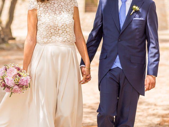 La boda de Cristian y Gemma en La Fatarella, Tarragona 63