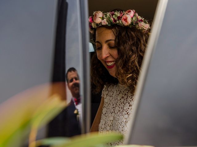 La boda de Cristian y Gemma en La Fatarella, Tarragona 64