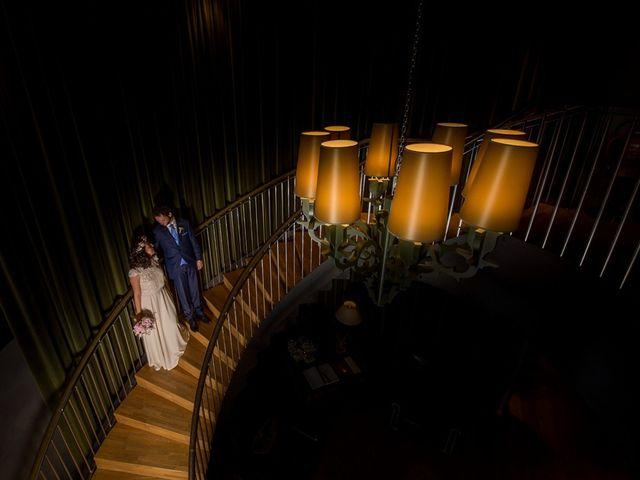 La boda de Cristian y Gemma en La Fatarella, Tarragona 68