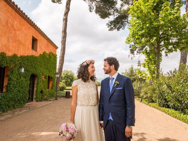 La boda de Cristian y Gemma en La Fatarella, Tarragona 72