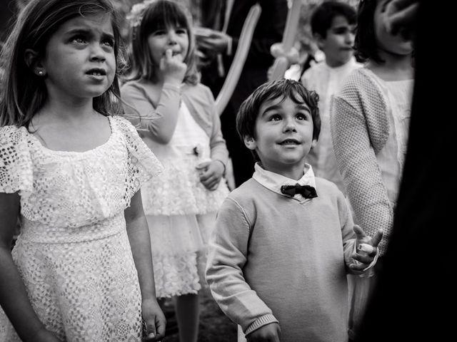 La boda de Cristian y Gemma en La Fatarella, Tarragona 81