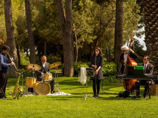 La boda de Cristian y Gemma en La Fatarella, Tarragona 84
