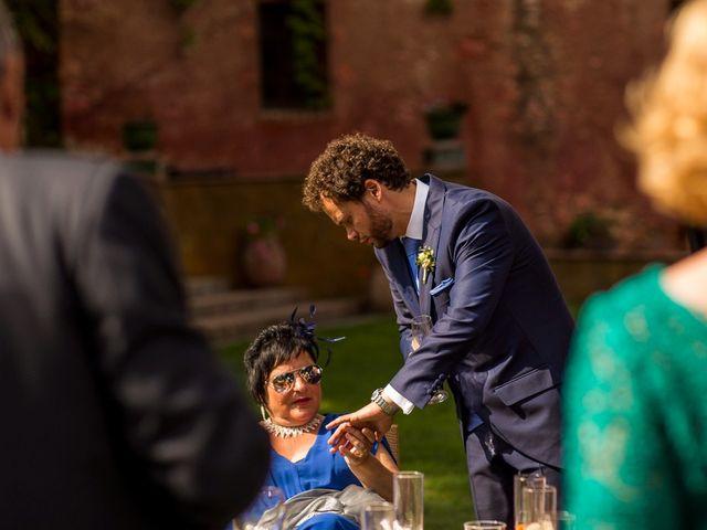La boda de Cristian y Gemma en La Fatarella, Tarragona 85