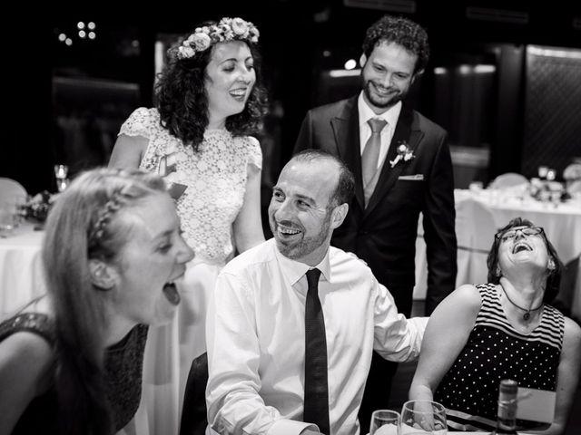 La boda de Cristian y Gemma en La Fatarella, Tarragona 100