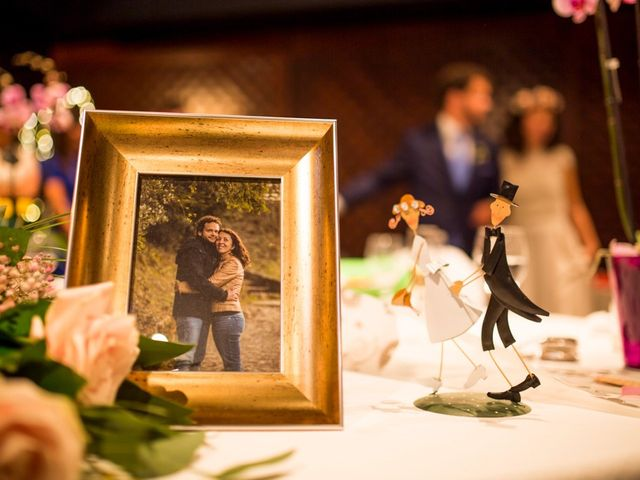 La boda de Cristian y Gemma en La Fatarella, Tarragona 104