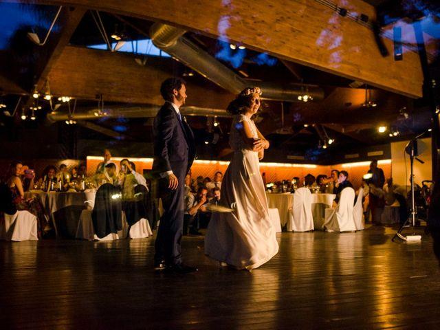 La boda de Cristian y Gemma en La Fatarella, Tarragona 105