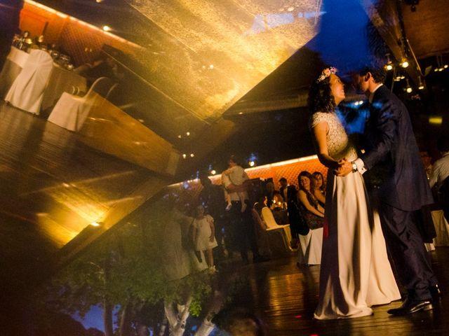 La boda de Cristian y Gemma en La Fatarella, Tarragona 108