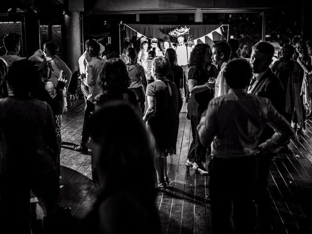 La boda de Cristian y Gemma en La Fatarella, Tarragona 112