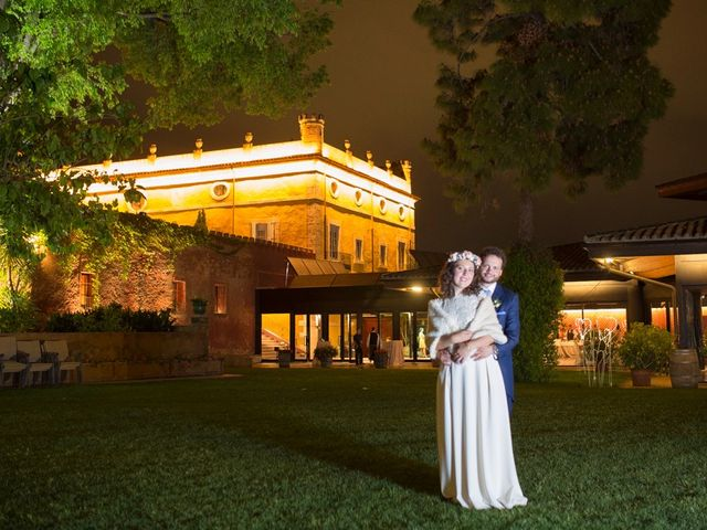 La boda de Cristian y Gemma en La Fatarella, Tarragona 123