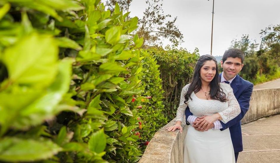 La boda de Miguel  y Stephany  en Cádiz, Cádiz
