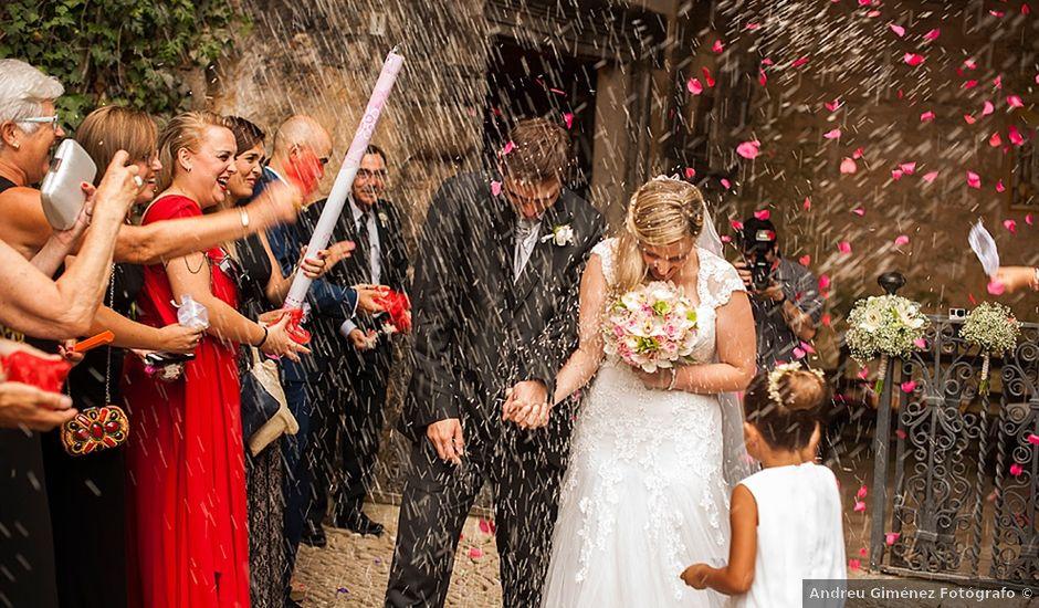 La boda de Germán y Marta en Altafulla, Tarragona