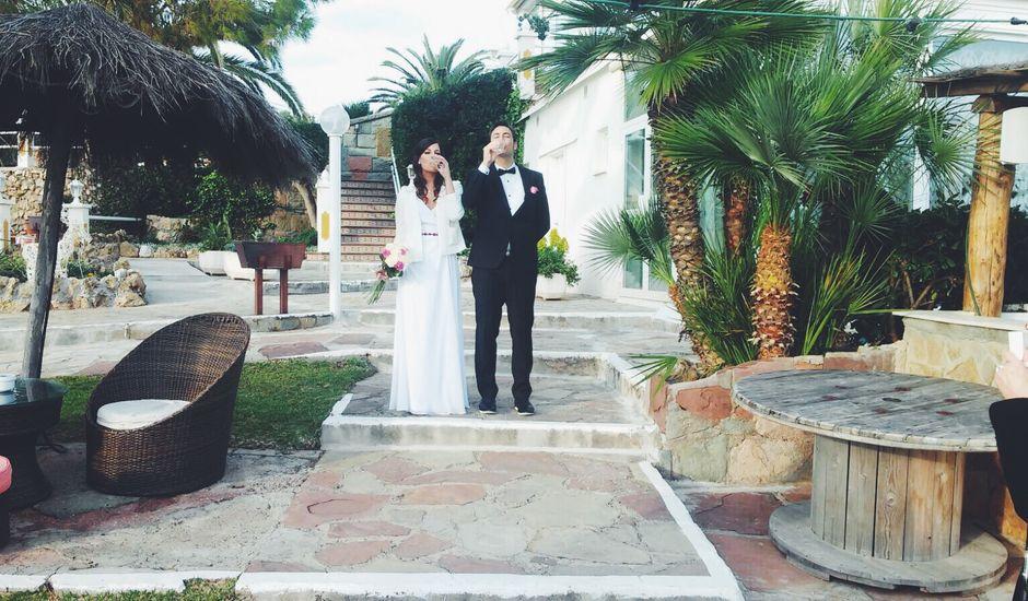 La boda de Candido y Silvia en Vilanova I La Geltru, Barcelona