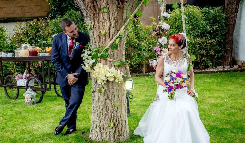 La boda de Daniel y Cristina en Alcobendas, Madrid