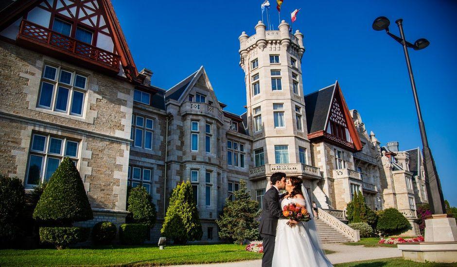 La boda de María José  y Edu  en Santander, Cantabria