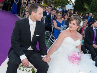 La boda de Lidia y Diego
