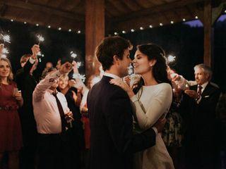 La boda de Silvia y Iban
