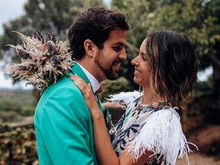 La boda de Vicky  y Enric