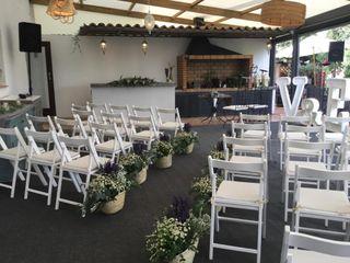 La boda de Vicky  y Enric  2