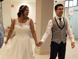 La boda de Karla  y Alejandro  3