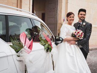 La boda de Francisco Javier y Sonia