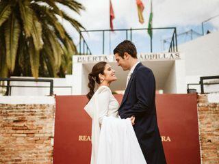 La boda de Alcira y Leandro