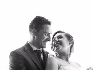 La boda de Cristina y David