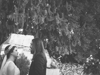 La boda de Elena Belén y Ico
