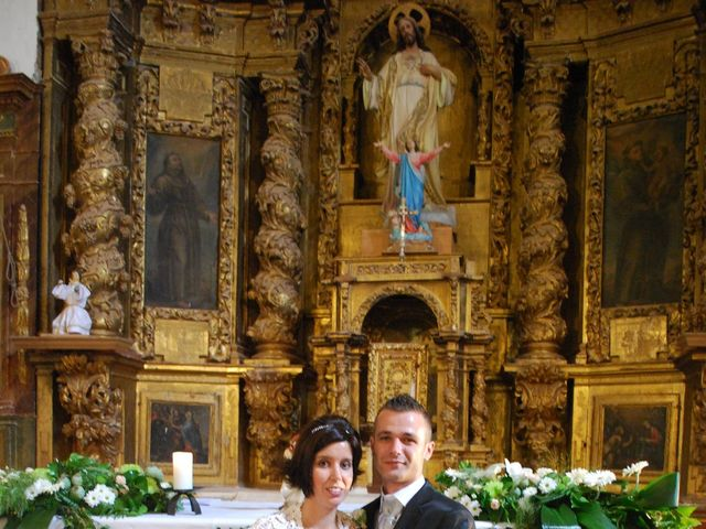 La boda de Elisa y Jorge en Imon, Guadalajara 3