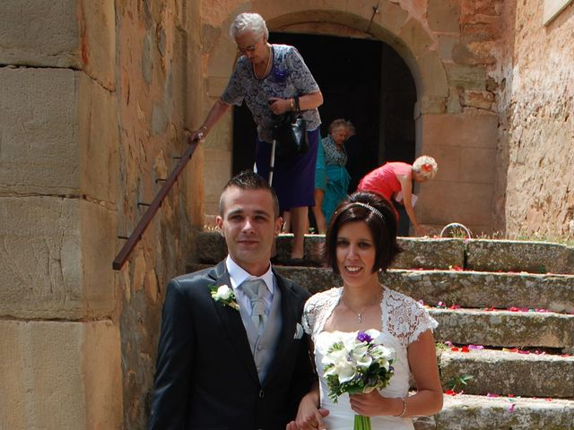 La boda de Elisa y Jorge en Imon, Guadalajara 4