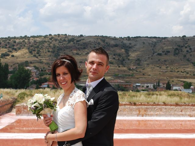 La boda de Elisa y Jorge en Imon, Guadalajara 6