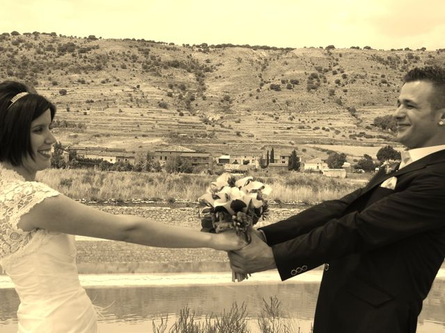 La boda de Elisa y Jorge en Imon, Guadalajara 1
