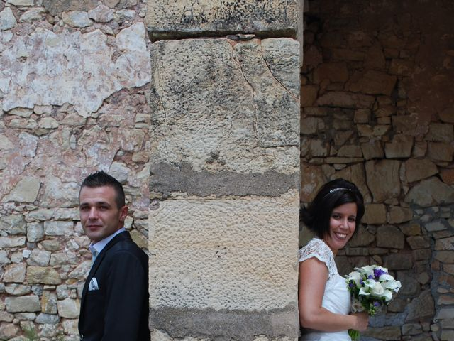 La boda de Elisa y Jorge en Imon, Guadalajara 7
