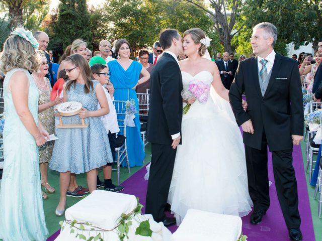 La boda de Diego y Lidia en Murcia, Murcia 25