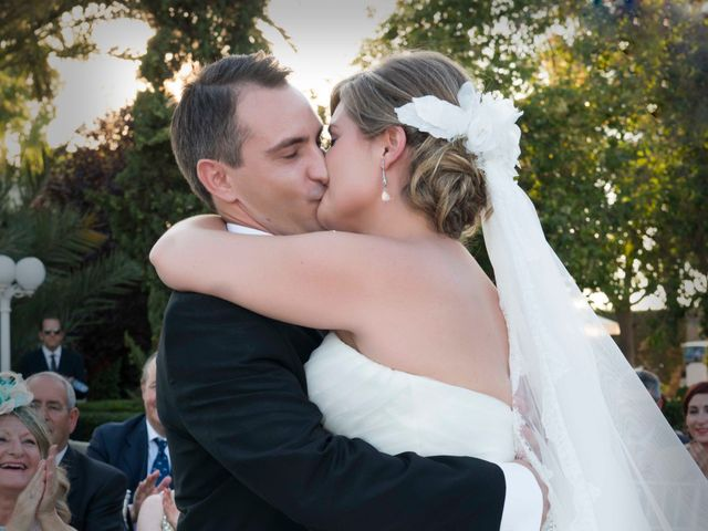 La boda de Diego y Lidia en Murcia, Murcia 27
