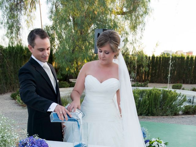 La boda de Diego y Lidia en Murcia, Murcia 29