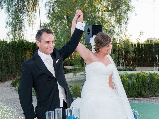 La boda de Diego y Lidia en Murcia, Murcia 30