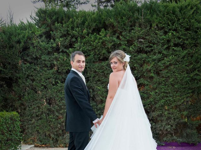 La boda de Diego y Lidia en Murcia, Murcia 31