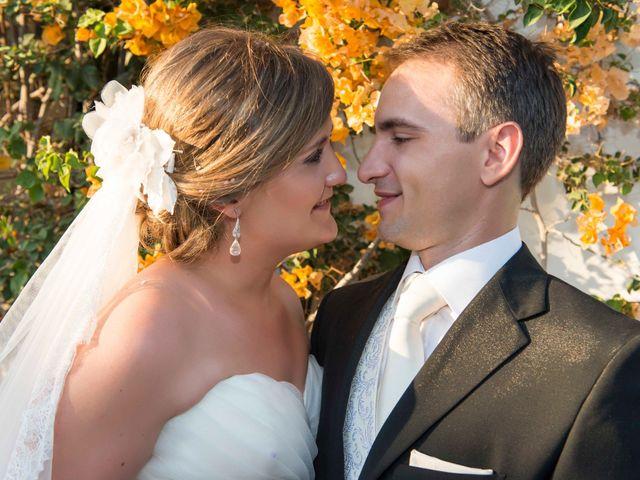 La boda de Diego y Lidia en Murcia, Murcia 32