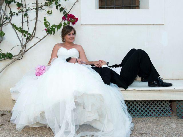 La boda de Diego y Lidia en Murcia, Murcia 33