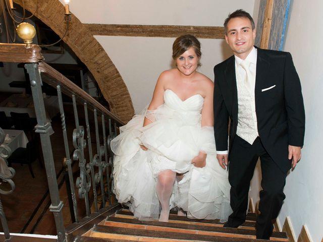 La boda de Diego y Lidia en Murcia, Murcia 35