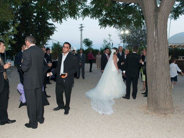La boda de Diego y Lidia en Murcia, Murcia 38