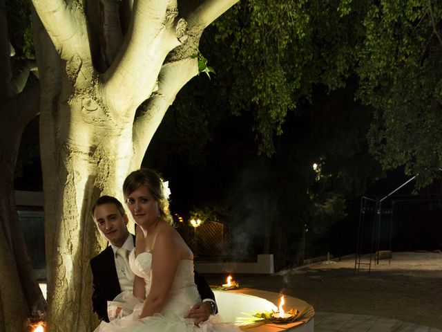 La boda de Diego y Lidia en Murcia, Murcia 42