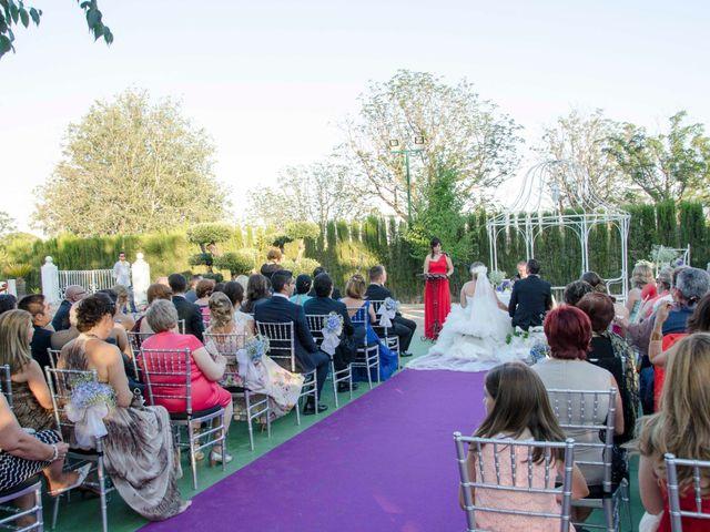 La boda de Diego y Lidia en Murcia, Murcia 51