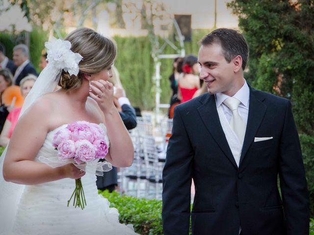 La boda de Diego y Lidia en Murcia, Murcia 54
