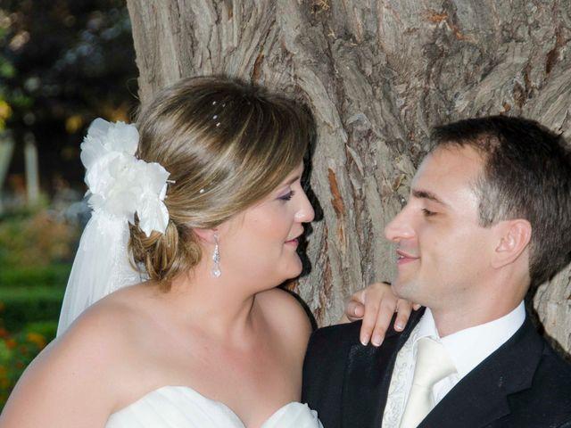 La boda de Diego y Lidia en Murcia, Murcia 58