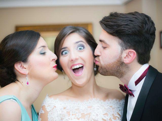 La boda de David y Esther en Burriana, Castellón 21